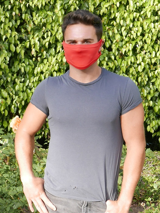 RxMask Red